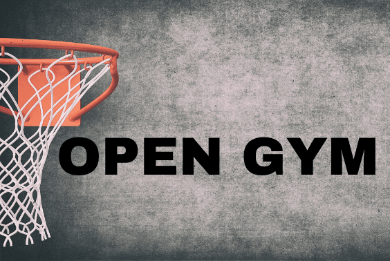 OPEN GYM PCC HAPPENINGS