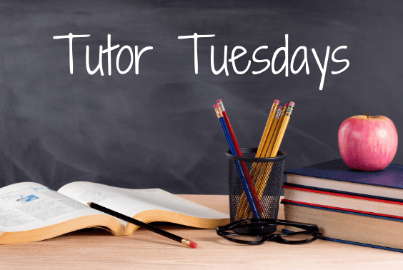 Tutor Tuesday PCC Happenings
