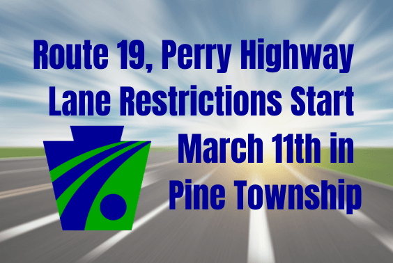Route 19 Perry Highway Restrictions