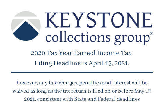 2020 Tax Year Keystone