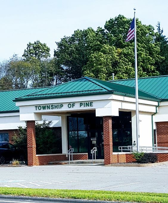 Township of Pine Building