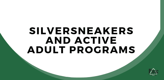 SilverSneakers Older Adult Website