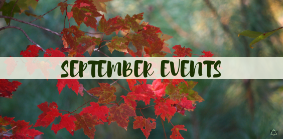 September Events PCC Happenings